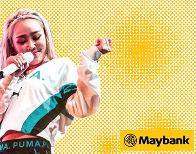 Maybank Facebook Content Calendar