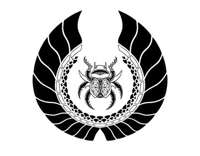 2020 01 Procreate iPad Beetle Drawing