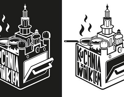 Logo - Kuchnia za winklem