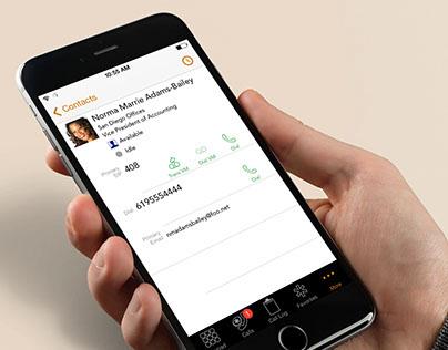 Switchvox Mobile App