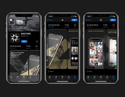 Creative Design for MASTARS App