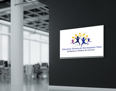 Education Training & Development Team Logo