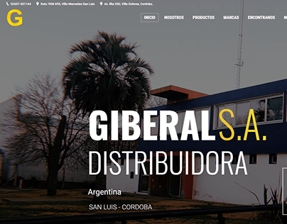Giberal Desarrollo Web Wordpress