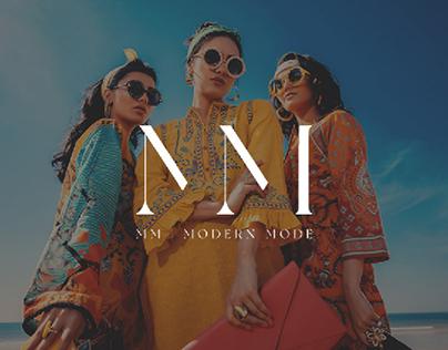 MODERN MODE (Clothing Brand)