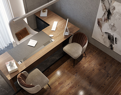 Luxury CEO Office