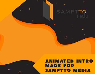 SAMPTto Media (Animated Advert)