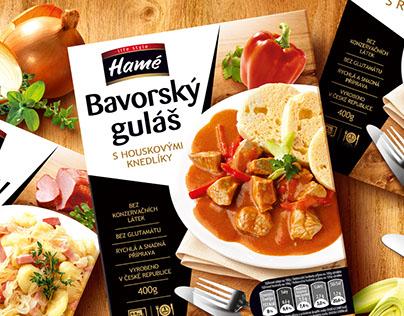 Hamé - Refrigerated foods