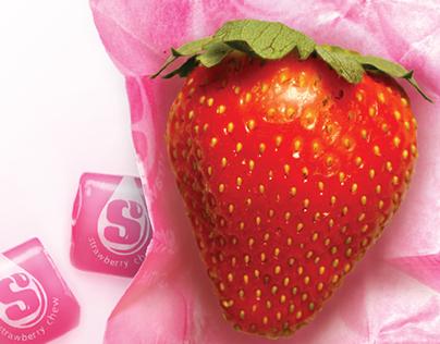 Starburst® Ad Campaign — Advertising and Design