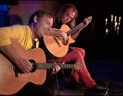 Peter Autschbach & Ralf Illenberger in Westerburg