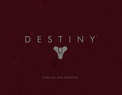 Destiny Emblem Wallpapers