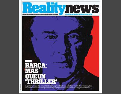 """Revista Mongolia """"Barça: Más que un 'thriller'"""