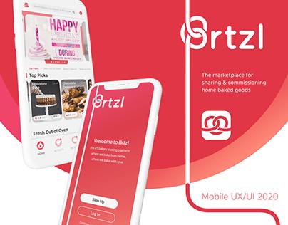 Brtzl - Home Bakery Marketplace