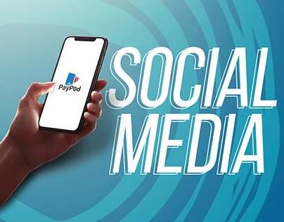 PayPod Mobile App- Social Media Designs