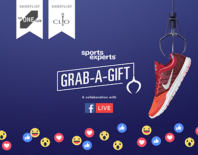 Sports Experts | Grab-A-Gift