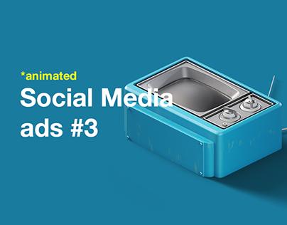 Social Media Ads. #3