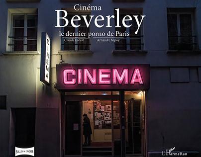 Livre sur le Cinéma Beverley - Paris