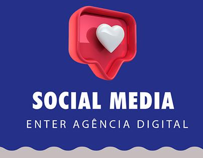 Social Media | Enter