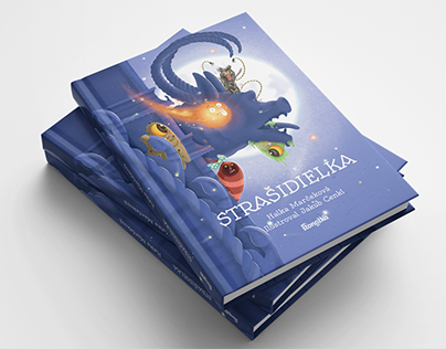 Strašidielka / Children book