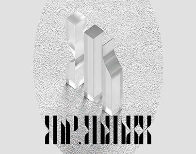 MODERNPRESS 2020 - Font Design