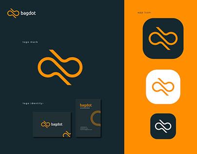 Premium BAG COMPANY logo design branding | Logo Design