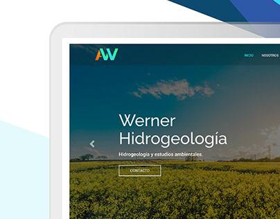 Werner | Web design