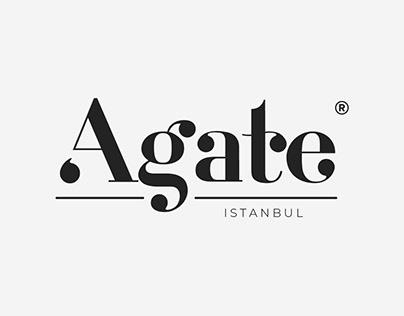 Agate Istanbul Branding