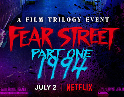 NETFLIX - FEAR STREET (2021)