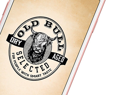 Catálogo para Old Bull • Dry Aged