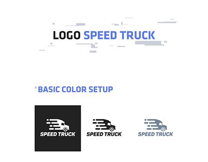 Logo for SpeedTruck