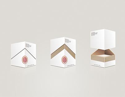 大宁国际小学礼品包装 School Package Design