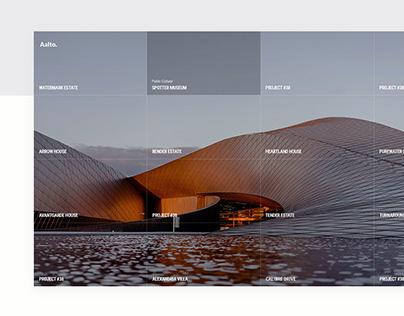 Aalto - Architecture WP