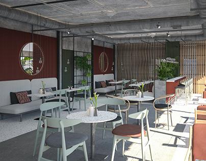 ' Light Terazzo Restaurant '