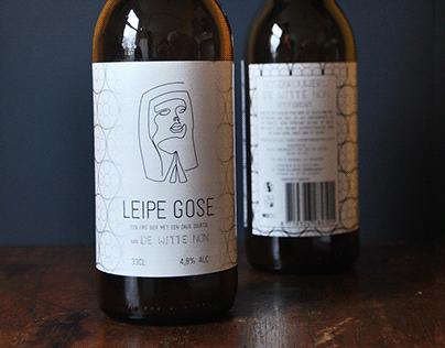 Design: Logo & Label for De Witte Non