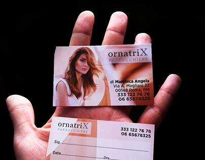 Ornatrix Parrucchiere