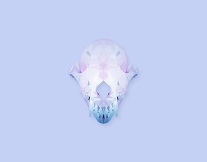 Geometric Skulls