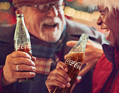 Coca Cola Christmas Global Campaign 2018-2019