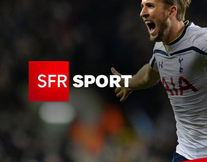 SFR Sport Mobile App