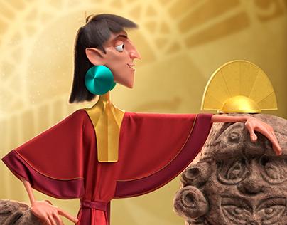 Disney's Kuzco