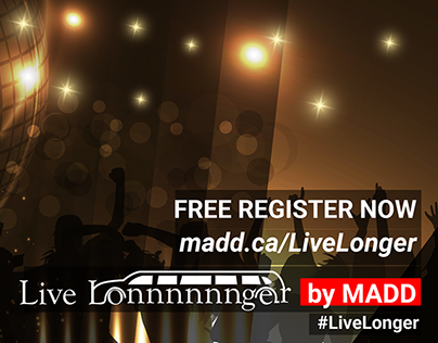 MADD NEW YEAR'S EVE CAMPAIGN