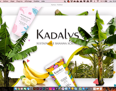 KADALYS   Banana Cosmetics