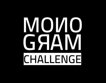 Monogram Logo Challenge