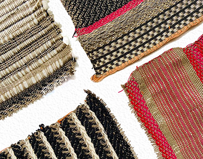 ताणा (Tana) - Basic weaving