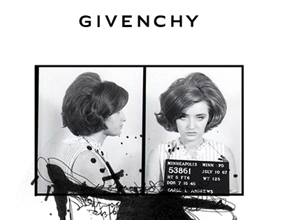 Givenchy Collection: Femme Fatale