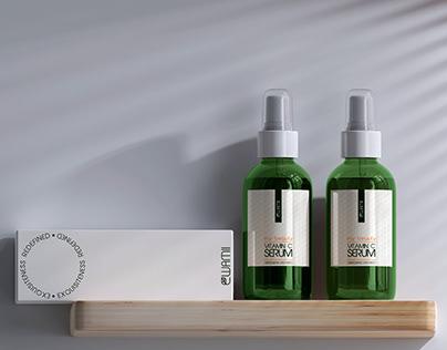 EWAMII Brand Identity and Packaging Design