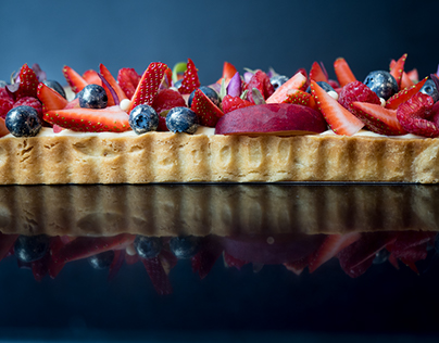 Patisserie Photography and Styling