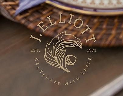 J. Elliott Style Branding: In Progress