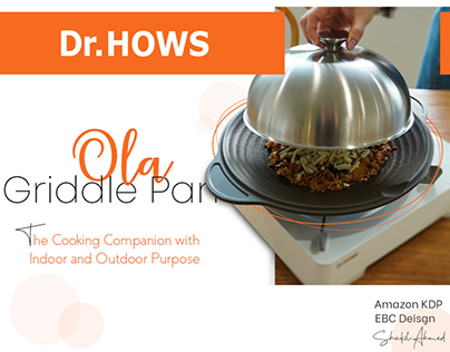 Amazon Kitchenware Products EBC/A+ Content Design