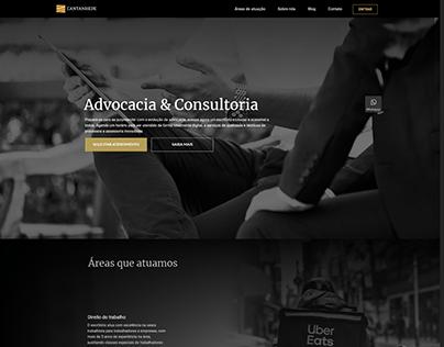 Site advocacia Cantanhede