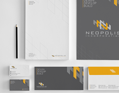 Neopolis Incorporation Logo and Identity