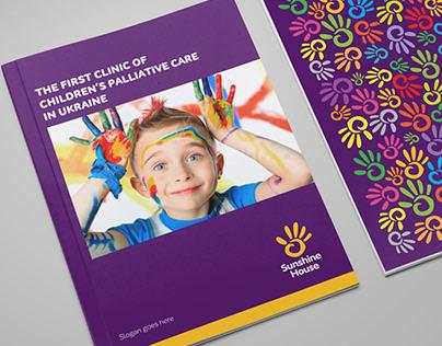 Identity for Clinic of Children's Palliative Care